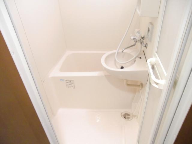 ダイレクトマンションNo1 203号室の風呂