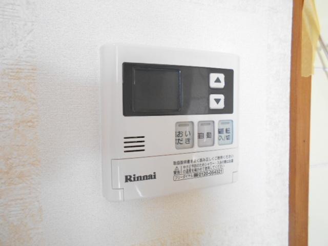 清水ハイツA 303号室の設備
