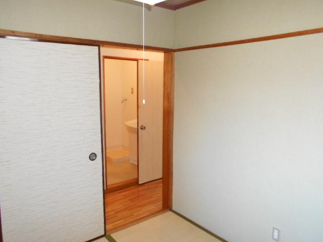 清水ハイツB 208号室のその他