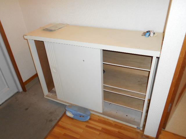 清水ハイツB 208号室の設備