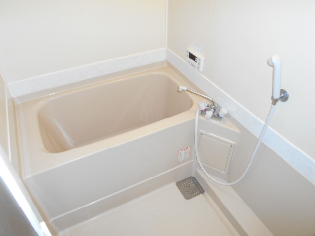 清水ハイツB 208号室の風呂