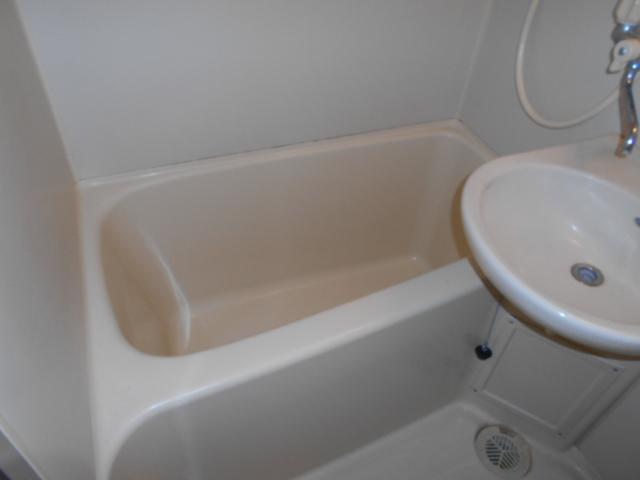 ロイヤルハイツ杉山 105号室の風呂