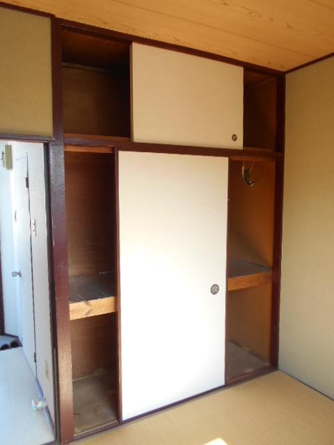 コブチコーポ 202号室の収納