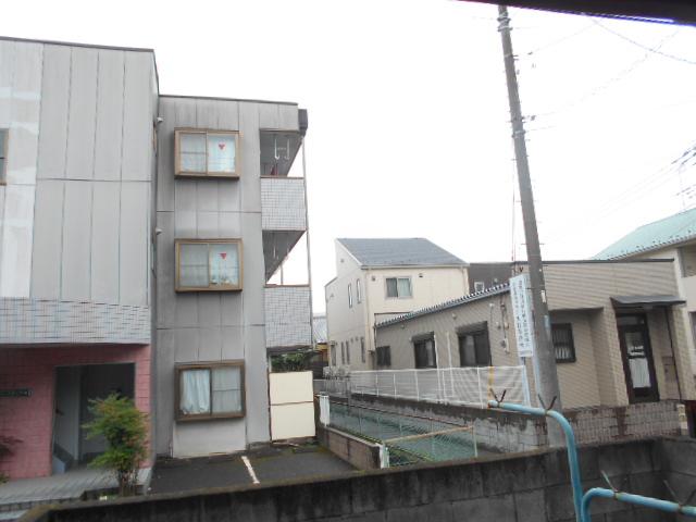 第2高橋アパ-ト 101号室の景色