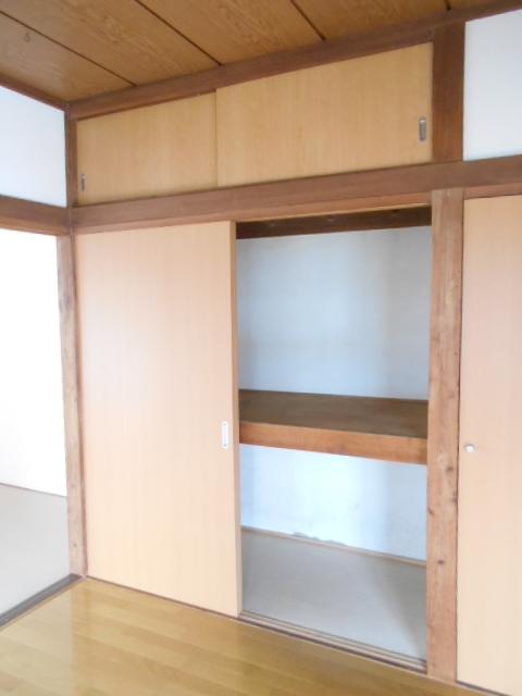 第2高橋アパ-ト 101号室の収納