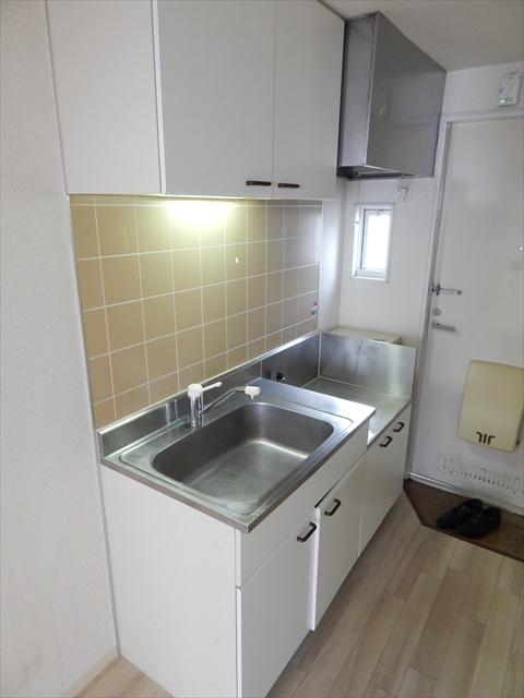 マブハイ春日部 202号室のキッチン