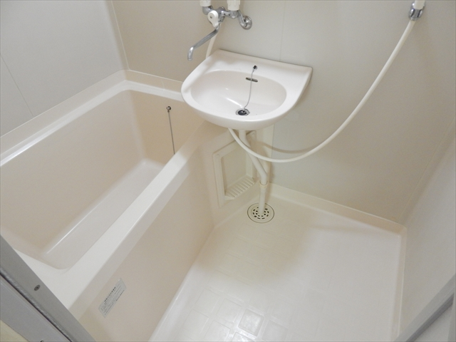 マブハイ春日部 202号室の風呂