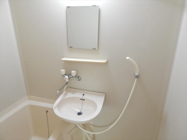 マブハイ春日部 202号室の洗面所