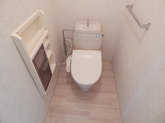 マブハイ春日部 202号室のトイレ