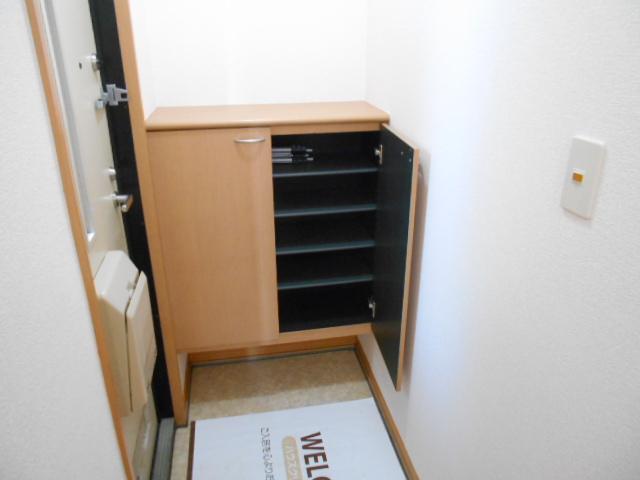 パルテール 103号室の設備