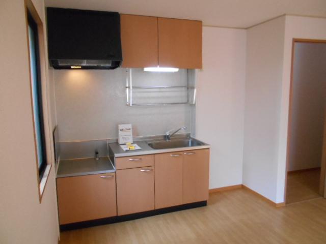 パルテール 103号室のキッチン