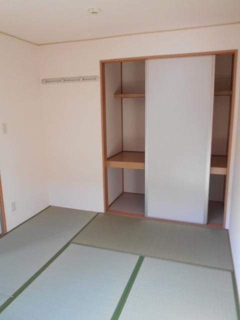 パルテール 103号室の収納