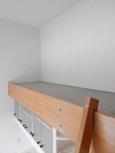ベルピア姫宮第1 205号室の収納