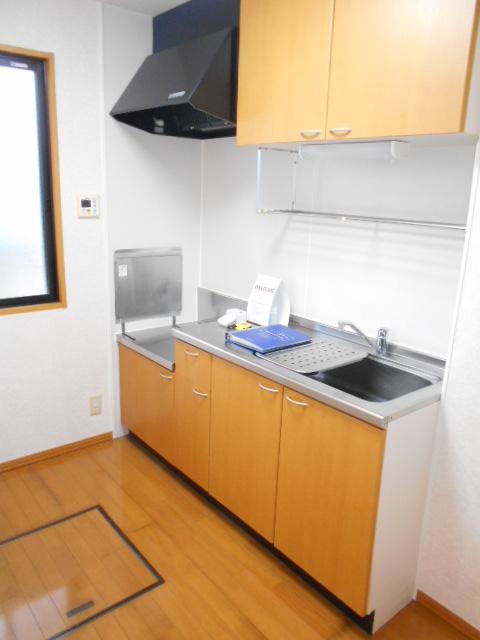 パークセントラル 105号室のキッチン