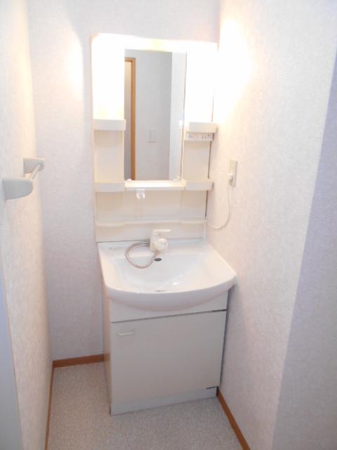 パークセントラル 105号室の洗面所