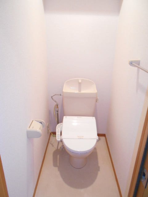 パークセントラル 105号室のトイレ