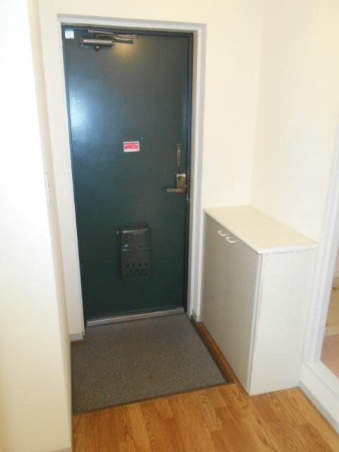 メゾンセピアC 201号室の玄関