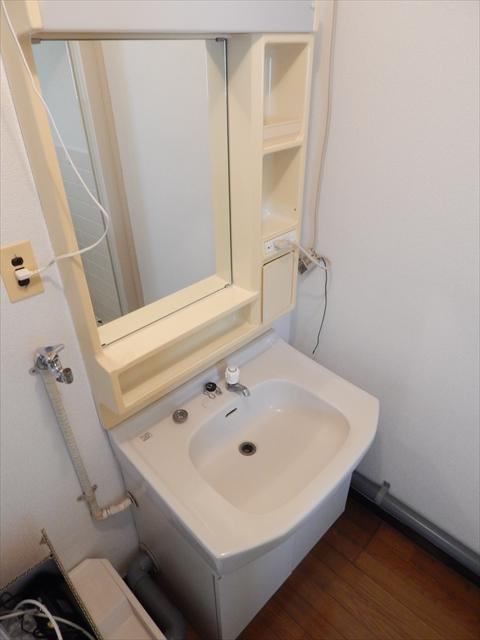 田口ビル 401号室の洗面所