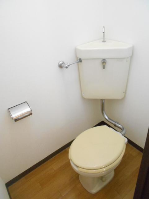 メゾン八木崎 101号室のトイレ