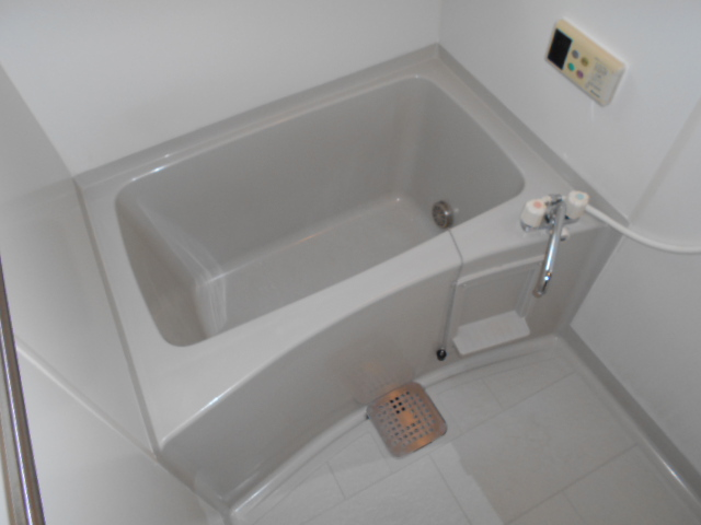 ディアコートA 102号室の風呂