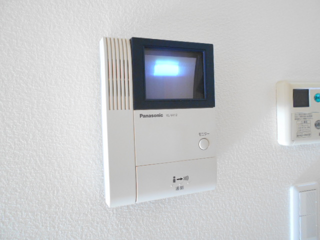 ディアコートB 201号室のセキュリティ