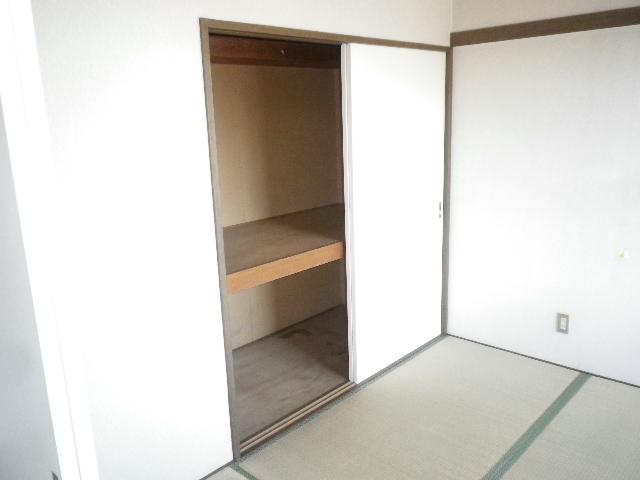 利根川住宅七番街 201号室の収納