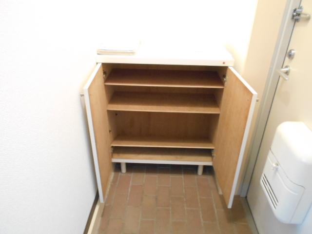 ヴィアーレヤマザキ A102号室の設備