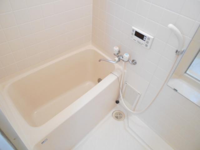 ヴィアーレヤマザキ A102号室の風呂