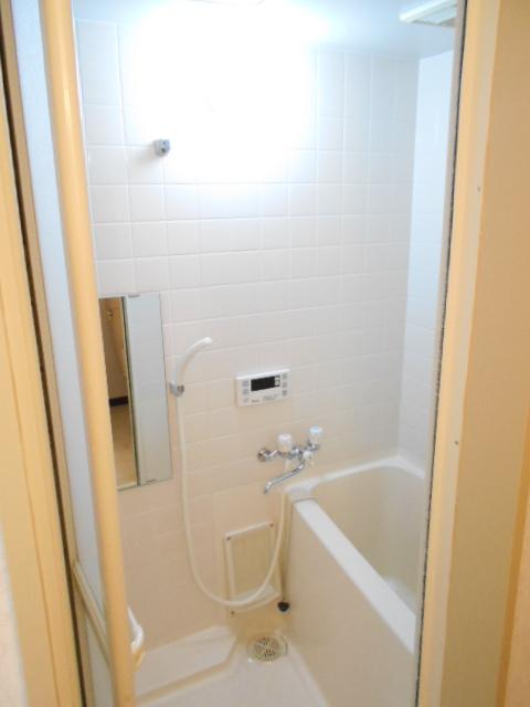 ヴィアーレヤマザキ A103号室の風呂
