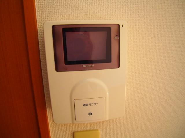ボンヌール 102号室のセキュリティ