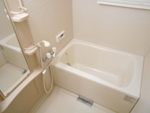 ボンヌール 202号室の風呂