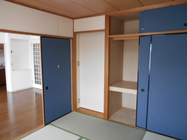 春日部ダイヤモンドマンション 302号室の収納