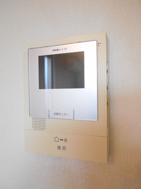メゾンドゥリュイソー 201号室のセキュリティ