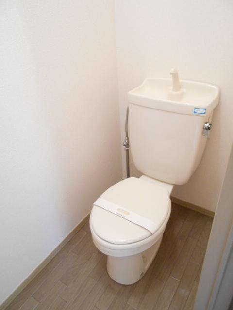コスモスハイムⅡ 102号室のトイレ