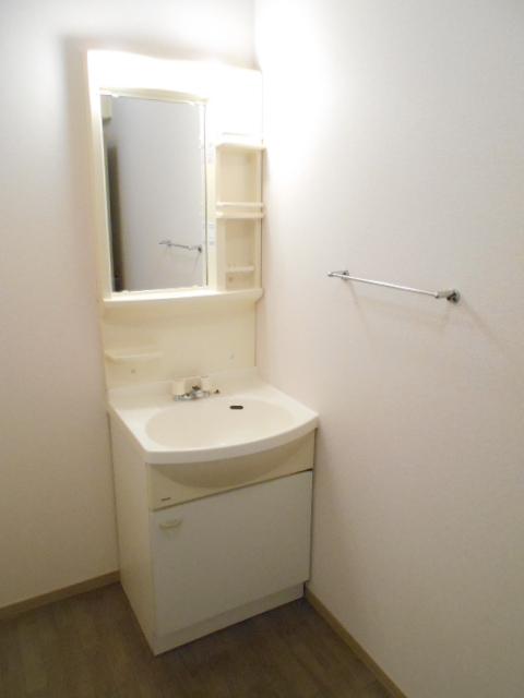 コスモスハイムⅡ 102号室の洗面所