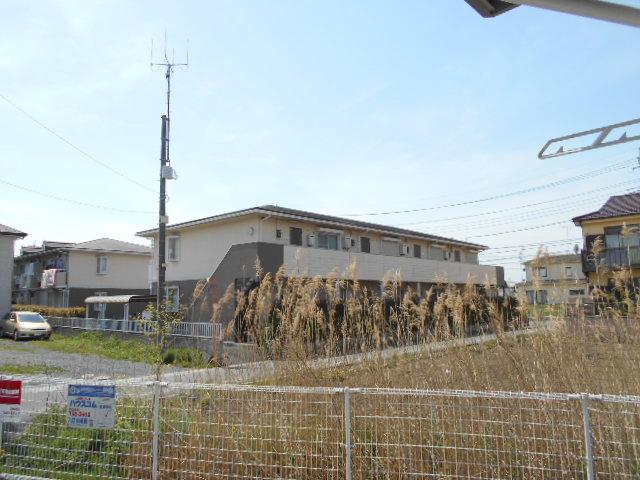 エスポアール中村C 101号室の景色