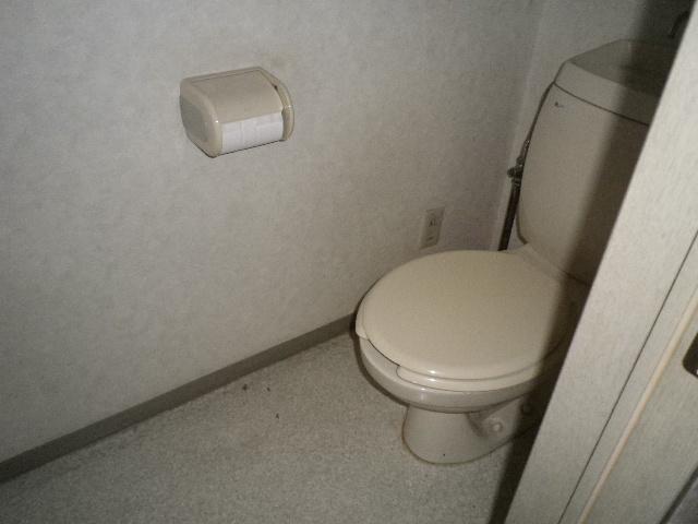 グリーンハウスⅢ 205号室のトイレ