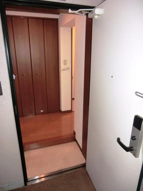ダイレクトマンションNo2 101号室の玄関
