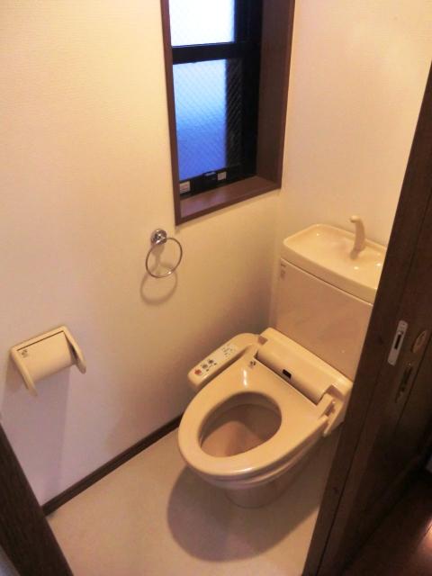 ダイレクトマンションNo2 101号室のトイレ