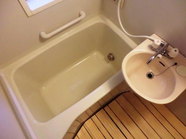 ダイレクトマンションNo2 101号室の風呂