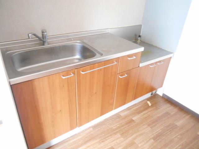 Annex Bのキッチン
