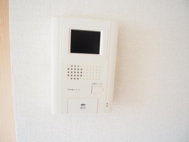アモーレⅠ 203号室のセキュリティ
