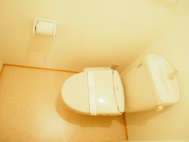 アモーレⅠ 203号室のトイレ