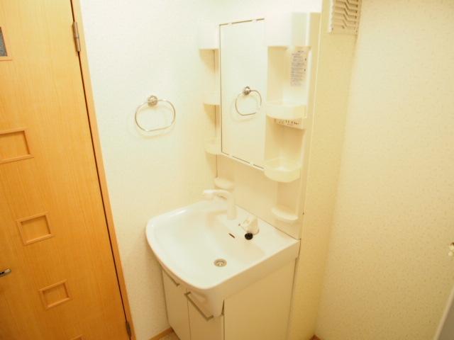 アモーレⅠ 203号室の洗面所