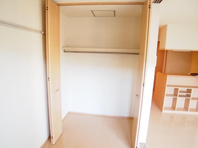 アモーレⅠ 203号室の収納