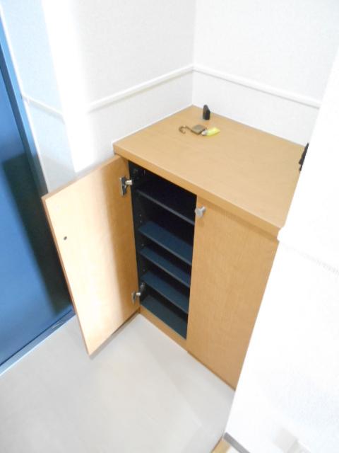 オリンピアヒルズ豊春 307号室の設備