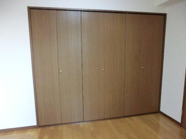 メゾン・ド・華 203号室の収納