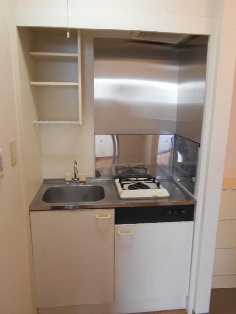 メゾン・ド・華 301号室のキッチン
