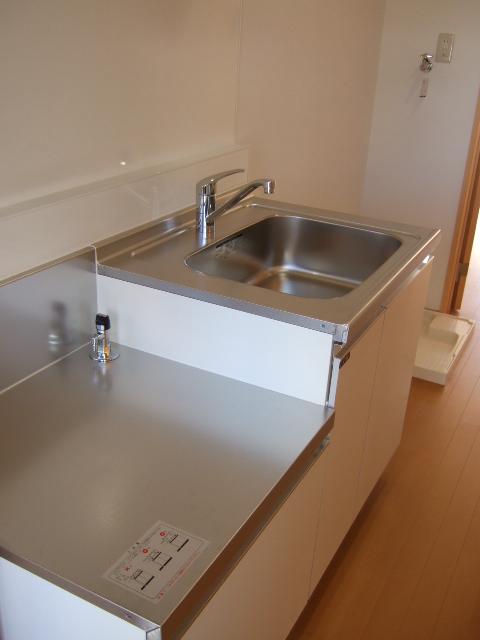第12アーベルハイツ 103号室のキッチン