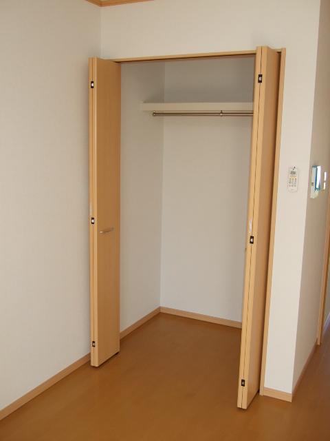 第12アーベルハイツ 103号室の収納